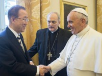 Pope's visit to Vatican departments a 'beautiful experience,' official says