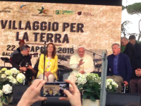 Pope's Off-the-Cuff Remarks at Earth Day
