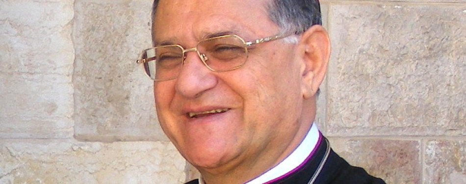 Patriarch of Jerusalem: Can a Gazan Child Ever Grow Up to Be Healthy?