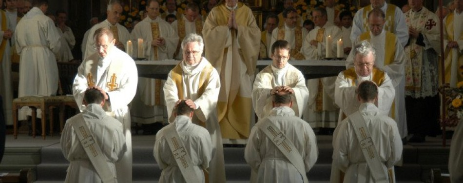 Who's Being Ordained to the Priesthood These Days?