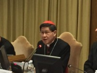 Cardinal Tagle to HIV Patients: Have Courage, Keep Faith