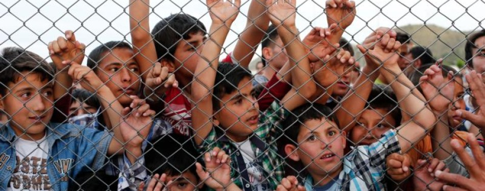 Cardinal welcomes Britains U-turn on resettling child refugees