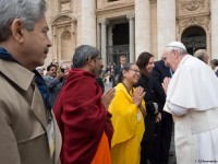 Vatican to Buddhists: We Agree 'Eco-Crisis' Is an 'Ego-Crisis
