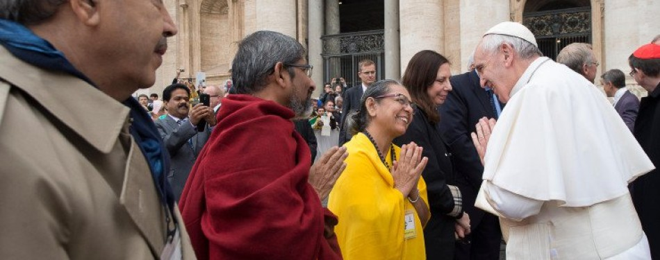 Vatican to Buddhists: We Agree 'Eco-Crisis' Is an 'Ego-Crisis'