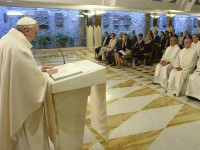 Pope's Morning Homily: Overcome Worldliness