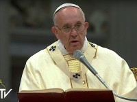 Pope Praises What a Priest Can Offer to Today's Suffering World