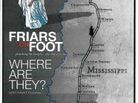 Friars to make pilgrimage on foot, will say Mass, promote vocations