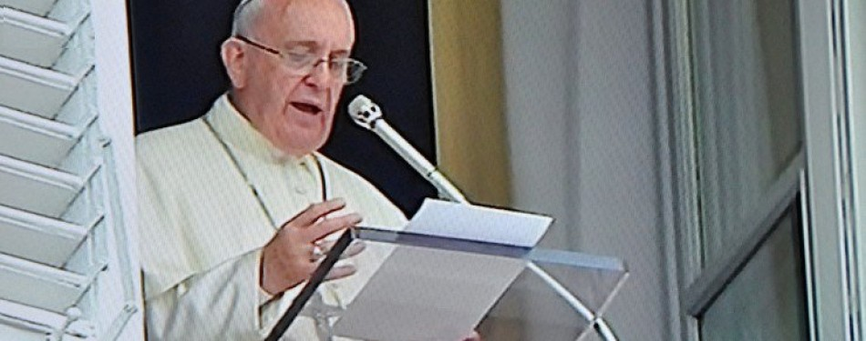 Full Text of Angelus Address: On the Communion of the Trinity, and Ours