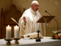 Pope's Morning Homily: Jesus Is Understanding, But Doesn't 'Negotiate' With Truth