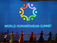 Pope's Message to World Humanitarian Summit