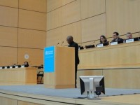 Holy See Praises Church's Healthcare Efforts at 69th World Health Assembly