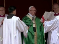 Pope's Homily at Jubilee for Deacons