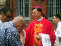 Vatican following case of Chinese Bishop Ma, spokesman says