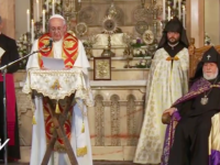 Pope's Address at Armenian Apostolic Cathedral of the Holy Etchmiadzin