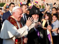 Shared faith should lead to joint action, pope and patriarch say