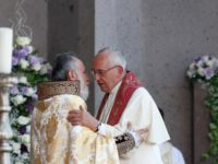 Brotherly embrace: Pope, Armenian leader highlight Christian unity