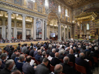 Pope's 2nd Meditation at Jubilee for Priests: 'The Vessel of Mercy'