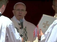 Pope Francis' Homily at Canonization of Two Blesseds