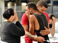 A sword has pierced heart of city, says Orlando bishop about shooting