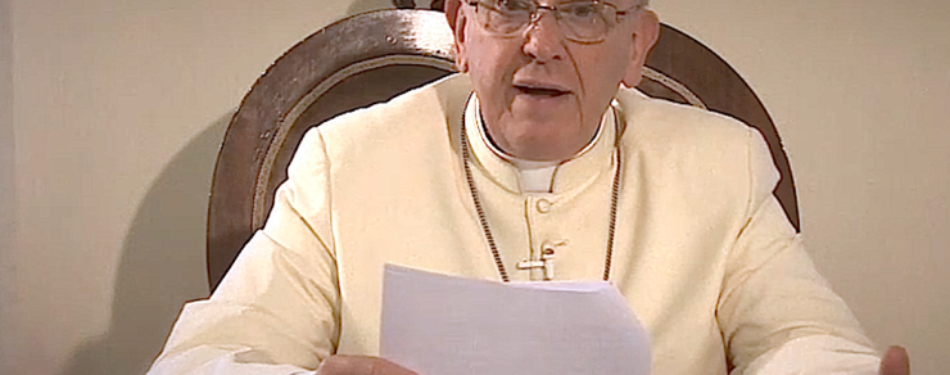 Pope's Video-Message for 'Together for Europe' Initiative