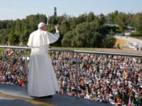 Go Out, Keep Writing Gospel Of mercy, Pope Tells Clergy, Religious