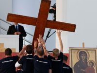Follow Jesus Way Of The Cross Through Works Of Mercy, Pope Says