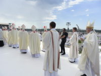 Pope's Homily at Closing Mass With 2M Youth