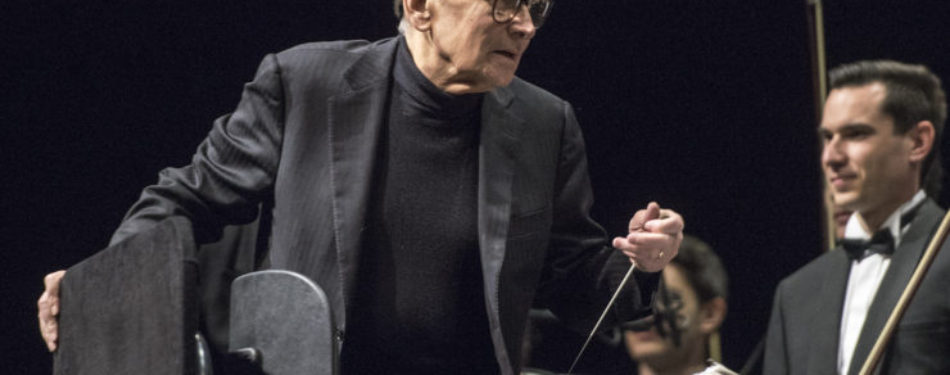Ennio Morricone and His 'Mystical and Sacred' Music