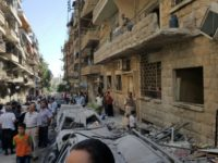 Interview From Aleppo: 'A Dark City'