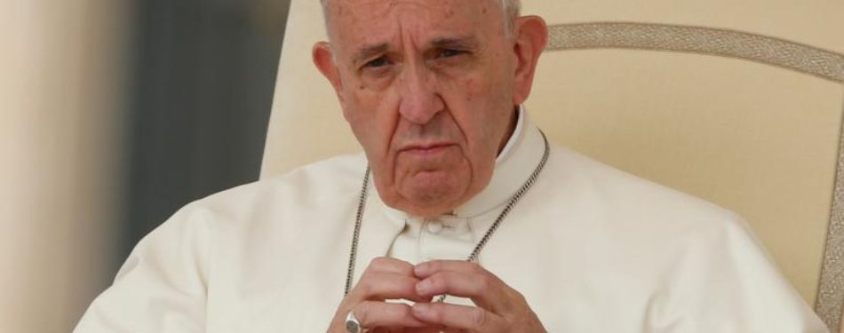 Pope: God Sent His Son To Show Mercy To Sinners, Not Punish Them