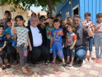 Aid Official Praises Iraqi Christians' Resilience