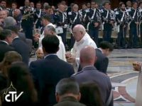 """Pope""""€™s Homily at Mass With Vatican Gendarmerie for Their 200th Anniversary"""