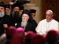 Pope, Christian Leaders Pray For Peace, Victims Of War