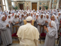 Pope's Address to Sisters Hospitallers of Mercy