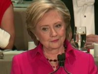Hillary Clinton Praises Pope Francis and Jesuits at Al Smith Dinner