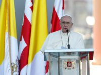 Pope urges dialogue to end Georgian-Russian territorial stalemate