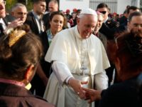 Pope Sees Global War Against Marriage