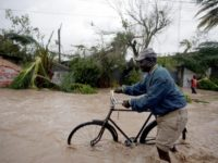 Hurricane response in Haiti slowed by blocked roads, floods, power outages