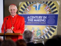 New Dome at National Shrine will be Wonder says Cardinal