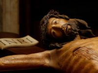 Medieval Crucifix in St. Peters Basilica Resurrected from Obscurity