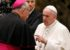 Doubts about faith should spur deeper study, prayer, pope says