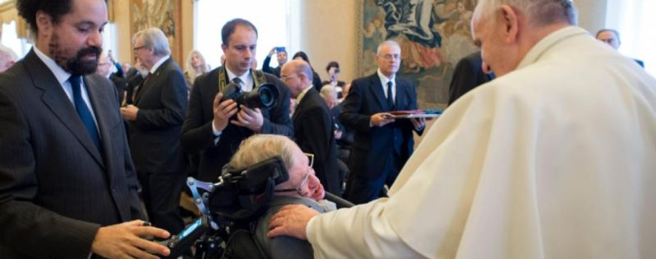 Pope asks scientists to find solutions, declare rules to save planet