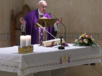 Jesus Has a Surprise for Us This Advent, Says Pope in Morning Homily
