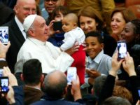Real Gift This Christmas? God Giving World His Son, Jesus, Pope Says