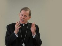 Archbishop Wester blasts effort to bring back grocery tax in New Mexico