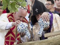 Pope Praying for Christian Unity in January