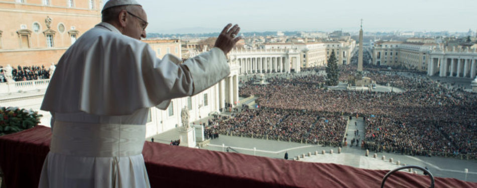 In 2016, Some 4M Attended Audiences, Liturgies With the Pope at the Vatican