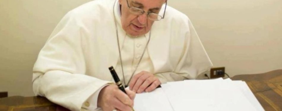 Pope's Letter To Bishops On Feast Of Holy Innocents, Martyrs