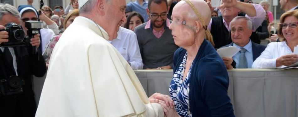 Terminally ILL Army Sergeant Who Met Pope, Dies