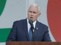 Life Is Winning In America, VP Tells March For Life Rally